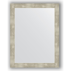 Фото - Зеркало в багетной раме поворотное Evoform Definite 64x84 см, алюминий 61 мм (BY 3172) боди детский luvable friends 60325 f бирюзовый р 55 61