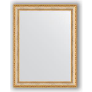 Зеркало в багетной раме поворотное Evoform Definite 65x85 см, версаль кракелюр 64 мм (BY 3173) зеркало в багетной раме поворотное evoform definite 75x135 см версаль серебро 64 мм by 3302