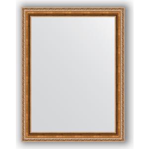 Зеркало в багетной раме поворотное Evoform Definite 65x85 см, версаль бронза 64 мм (BY 3175)