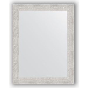 Зеркало в багетной раме поворотное Evoform Definite 66x86 см, серебреный дождь 70 мм (BY 3176)