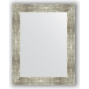 Зеркало в багетной раме поворотное Evoform Definite 70x90 см, алюминий 90 мм (BY 3186)