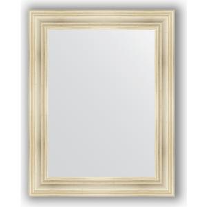Зеркало в багетной раме поворотное Evoform Definite 72x92 см, травленое серебро 99 мм (BY 3188) зеркало в багетной раме поворотное evoform definite 54x74 см травленое серебро 59 мм by 0632