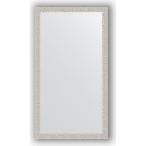 Зеркало в багетной раме поворотное Evoform Definite 61x111 см, мозаика хром 46 мм (BY 3196) cuervo y sobrinos 3196 1n