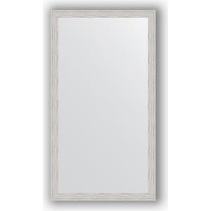 Зеркало в багетной раме поворотное Evoform Definite 61x111 см, серебрянный дождь 46 мм (BY 3197)