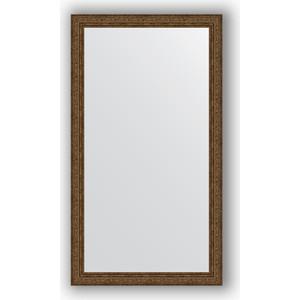 Зеркало в багетной раме поворотное Evoform Definite 64x114 см, виньетка состаренная бронза 56 мм (BY 3201) зеркало в багетной раме поворотное evoform definite 54x104 см виньетка состаренная бронза 56 мм by 3073