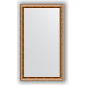 Зеркало в багетной раме поворотное Evoform Definite 65x115 см, версаль бронза 64 мм (BY 3207) зеркало в багетной раме поворотное evoform definite 65x85 см версаль серебро 64 мм by 3174