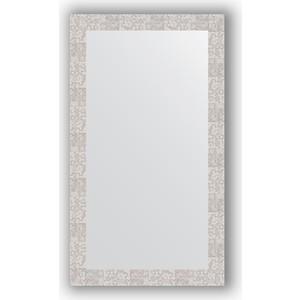 Зеркало в багетной раме поворотное Evoform Definite 66x116 см, соты алюминий 70 мм (BY 3211)