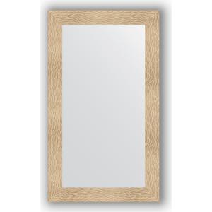 Зеркало в багетной раме поворотное Evoform Definite 70x120 см, золотые дюны 90 мм (BY 3213) зеркало в багетной раме поворотное evoform definite 80x100 см золотые дюны 90 мм by 3277