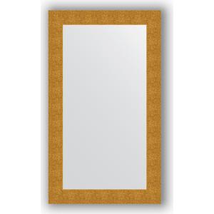 Зеркало в багетной раме поворотное Evoform Definite 70x120 см, чеканка золотая 90 мм (BY 3214) format 3214