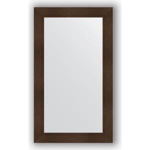 Зеркало в багетной раме поворотное Evoform Definite 70x120 см, бронзовая лава 90 мм (BY 3216)