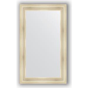 Зеркало в багетной раме поворотное Evoform Definite 72x122 см, травленое серебро 99 мм (BY 3220) зеркало в багетной раме поворотное evoform definite 54x74 см травленое серебро 59 мм by 0632