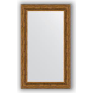 Зеркало в багетной раме поворотное Evoform Definite 72x122 см, травленая бронза 99 мм (BY 3221)