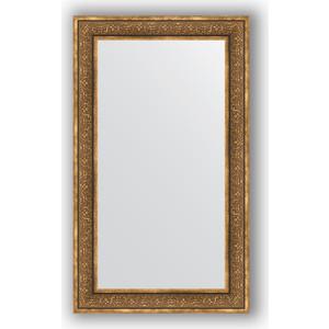 Зеркало в багетной раме поворотное Evoform Definite 73x123 см, вензель бронзовый 101 мм (BY 3223) цена 2017