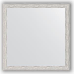 Зеркало в багетной раме Evoform Definite 71x71 см, серебрянный дождь 46 мм (BY 3229)
