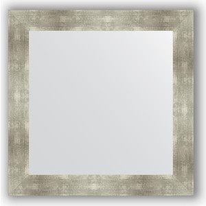 Зеркало в багетной раме Evoform Definite 80x80 см, алюминий 90 мм (BY 3250) evoform by 0641