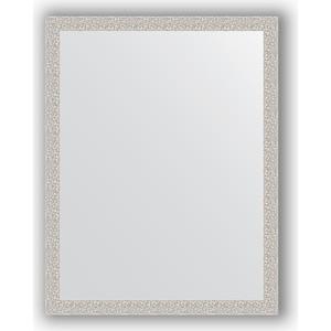Зеркало в багетной раме поворотное Evoform Definite 71x91 см, мозаика хром 46 мм (BY 3260) зеркало в багетной раме поворотное evoform definite 73x93 см слоновая кость 51 мм by 1040