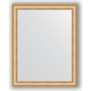 Зеркало в багетной раме поворотное Evoform Definite 75x95 см, версаль кракелюр 64 мм (BY 3269) зеркало в багетной раме поворотное evoform definite 73x93 см слоновая кость 51 мм by 1040