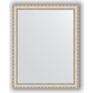 Зеркало в багетной раме поворотное Evoform Definite 75x95 см, версаль серебро 64 мм (BY 3270) зеркало в багетной раме поворотное evoform definite 73x93 см слоновая кость 51 мм by 1040