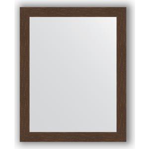 Зеркало в багетной раме поворотное Evoform Definite 76x96 см, мозаика античная медь 70 мм (BY 3273)