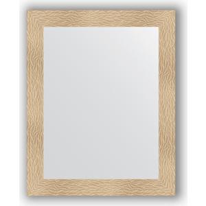 Зеркало в багетной раме поворотное Evoform Definite 80x100 см, золотые дюны 90 мм (BY 3277) зеркало в багетной раме поворотное evoform definite 80x100 см золотые дюны 90 мм by 3277