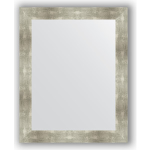 Зеркало в багетной раме поворотное Evoform Definite 80x100 см, алюминий 90 мм (BY 3282)