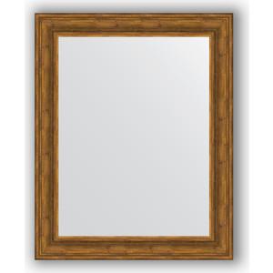 Зеркало в багетной раме поворотное Evoform Definite 82x102 см, травленая бронза 99 мм (BY 3285) фото