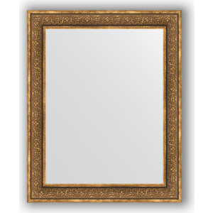 Зеркало в багетной раме поворотное Evoform Definite 83x103 см, вензель бронзовый 101 мм (BY 3287) зеркало в багетной раме поворотное evoform definite 63x113 см вензель бронзовый 101 мм by 3095