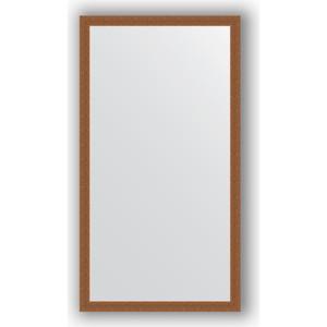 Зеркало в багетной раме поворотное Evoform Definite 71x131 см, мозаика медь 46 мм (BY 3291)