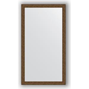 Зеркало в багетной раме поворотное Evoform Definite 74x134 см, виньетка состаренная бронза 56 мм (BY 3297) зеркало в багетной раме поворотное evoform definite 54x104 см виньетка состаренная бронза 56 мм by 3073