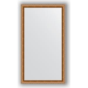 Зеркало в багетной раме поворотное Evoform Definite 75x135 см, версаль бронза 64 мм (BY 3303)