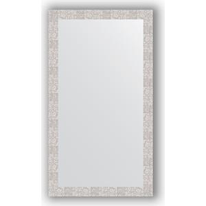 Зеркало в багетной раме поворотное Evoform Definite 76x136 см, соты алюминий 70 мм (BY 3307)