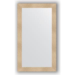 Зеркало в багетной раме поворотное Evoform Definite 80x140 см, золотые дюны 90 мм (BY 3309) зеркало в багетной раме поворотное evoform definite 80x100 см золотые дюны 90 мм by 3277