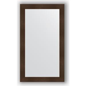 Зеркало в багетной раме поворотное Evoform Definite 80x140 см, бронзовая лава 90 мм (BY 3312) фото