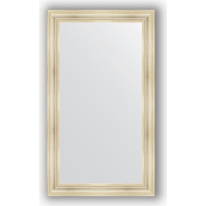 Зеркало в багетной раме поворотное Evoform Definite 82x142 см, травленое серебро 99 мм (BY 3316) зеркало в багетной раме поворотное evoform definite 54x74 см травленое серебро 59 мм by 0632