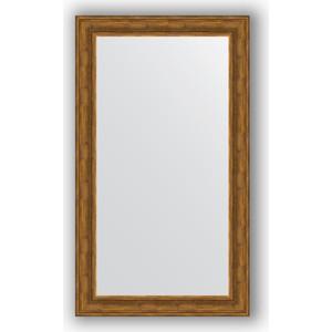 Зеркало в багетной раме поворотное Evoform Definite 82x142 см, травленая бронза 99 мм (BY 3317)