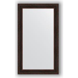 Зеркало в багетной раме поворотное Evoform Definite 82x142 см, темный прованс 99 мм (BY 3318)