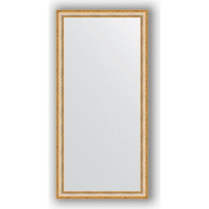 Зеркало в багетной раме поворотное Evoform Definite 75x155 см, версаль кракелюр 64 мм (BY 3333)