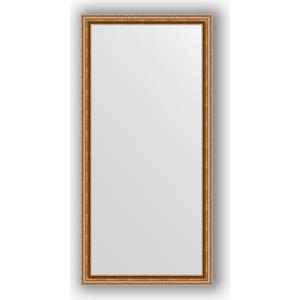 Зеркало в багетной раме поворотное Evoform Definite 75x155 см, версаль бронза 64 мм (BY 3335)