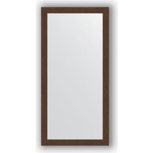 Зеркало в багетной раме поворотное Evoform Definite 76x156 см, мозаика античная медь 70 мм (BY 3337)