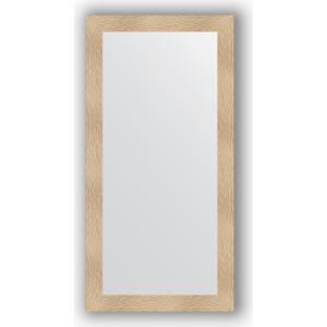 Зеркало в багетной раме поворотное Evoform Definite 80x160 см, золотые дюны 90 мм (BY 3341) зеркало в багетной раме поворотное evoform definite 80x100 см золотые дюны 90 мм by 3277