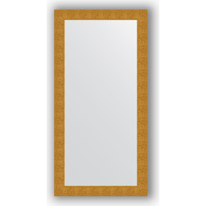 Зеркало в багетной раме поворотное Evoform Definite 80x160 см, чеканка золотая 90 мм (BY 3342) фото
