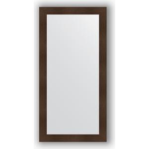 Зеркало в багетной раме поворотное Evoform Definite 80x160 см, бронзовая лава 90 мм (BY 3344) цена 2017