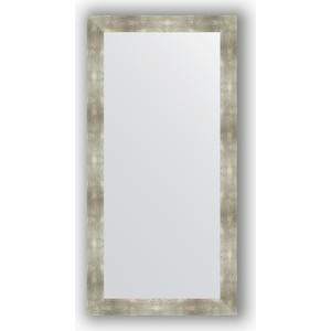 Зеркало в багетной раме поворотное Evoform Definite 80x160 см, алюминий 90 мм (BY 3346) цены
