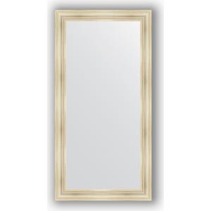 Зеркало в багетной раме поворотное Evoform Definite 82x162 см, травленое серебро 99 мм (BY 3348) зеркало в багетной раме поворотное evoform definite 54x74 см травленое серебро 59 мм by 0632