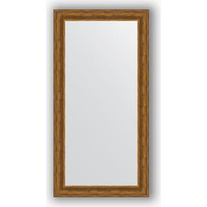 Зеркало в багетной раме поворотное Evoform Definite 82x162 см, травленая бронза 99 мм (BY 3349) зеркало в багетной раме поворотное evoform definite 73x93 см слоновая кость 51 мм by 1040