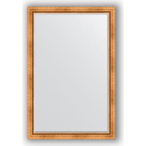 Зеркало с фацетом в багетной раме поворотное Evoform Exclusive 116x176 см, римское золото 88 мм (BY 3620) уорнер элла римское лето роман