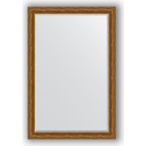 Зеркало с фацетом в багетной раме поворотное Evoform Exclusive 119x179 см, травленая бронза 99 мм (BY 3628)
