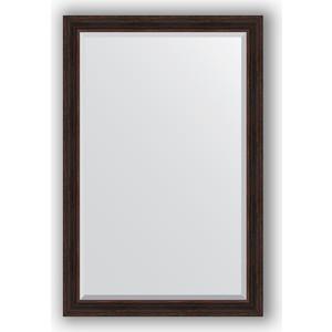 Зеркало с фацетом в багетной раме поворотное Evoform Exclusive 119x179 см, темный прованс 99 мм (BY 3629)