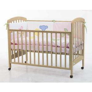 Кроватка Fiorellino Dalmatina 120х60 natur