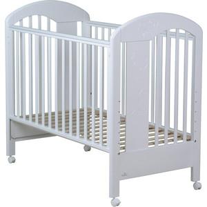 Кроватка Fiorellino Fiore 120х60 white